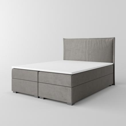 Čalúnená kontinentálna posteľ - 10581