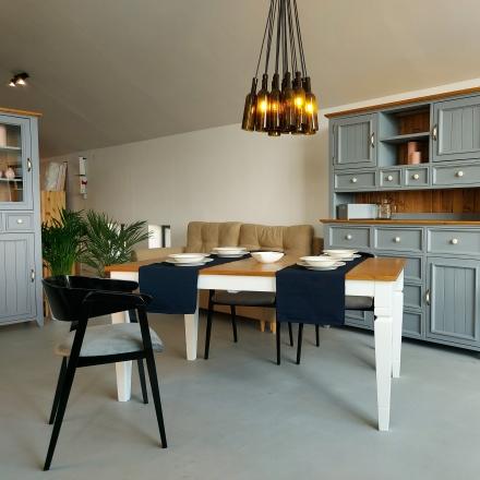 Kuchynský stôl masív - 8728