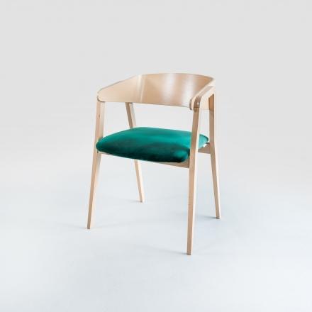 Jedálenská stolička Velvet - 8877